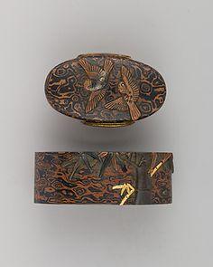 Fuchigashira)  Date: ca. 1615–1868 ( Edo )