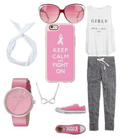 """Untitled #117"" by amna-hakeem on Polyvore featuring Madewell, MANGO, Converse, Balenciaga, Casetify and Marc by Marc Jacobs"