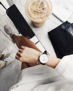 Use the code 'TAYLORUSSHER' to get 15% off your next purchase from www.danielwellington.com Their watches are gorgeous!