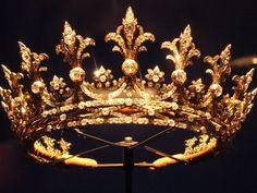 ヘッセン大公妃プリンセス・アリスのダイアモンド・ティアラ