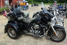 2009 #HarleyDavidson #Trike #Motorcycles - #Montello WI at Geebo