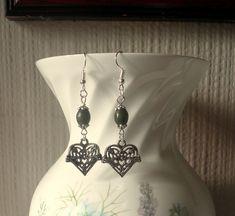 Connemara, Green Gemstones, Claddagh, Celtic Knot, Shades Of Green, Vintage Items, Marble, Feminine, Packaging