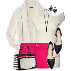 """Quinn"" by hollyhalverson on Polyvore"