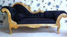 Luis Xv Chaislongue Sofa