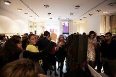 #PatriziaPepe #BelowTheLine #Party #VogueFashionNightOut #VFNO #2012 #Roma