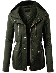 LE3NO Womens Military Anorak Safari Jacket with Pockets LE3NO http://www.amazon.com/dp/B0155NDFBM/ref=cm_sw_r_pi_dp_x9ahwb0CWASJ4
