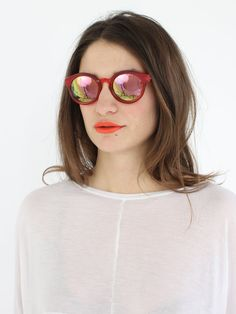 Mirrored sunnies from Yo! Vintage on R29