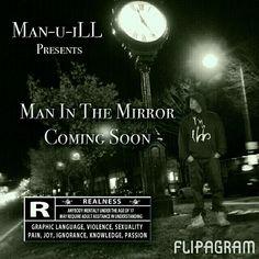 #ManInTheMirror #MiTM #New #Mix #SneakPeak #IcyHot #Ladies #Relationships #Music #Life #FukWitMe #ConnecticutIGotUs