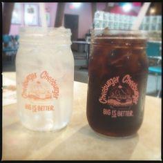 No coke... Pepsi Cheeburger Cheeburger  Sanibel Island Florida
