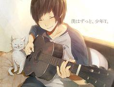 Anime Manga And Boy Image On We Heart It