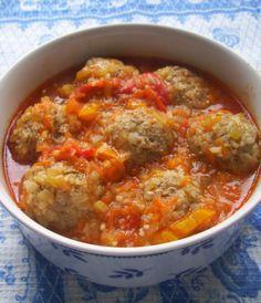 Meine kulinärrische Seite: Tefteli (тефтели)