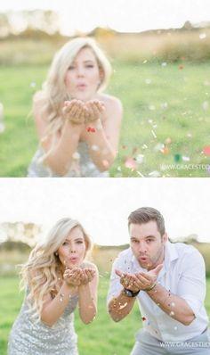 Engagement Photo Tip