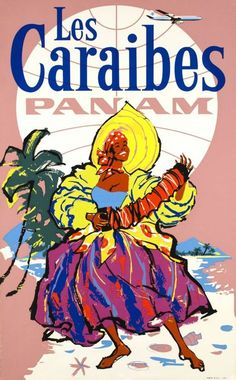 Pan Am ~ The Caribbean