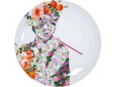 Talerz Lady Flowers — Talerze Kare Design — sfmeble.pl