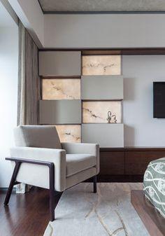 Bedroom Decorative Laminates