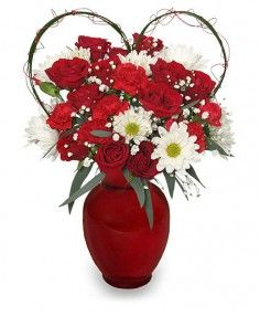 Fsnf2f Online Florist To Connection Valentine Bouquet Gifts Flowers