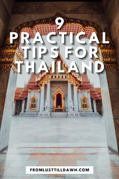 Top Destinations In Thailand, Thailand Travel Advice, Bali Travel, Travel Destinations, Honeymoon Tips, Thailand Honeymoon, Visit Thailand, Tokyo Japan Travel, Living In Europe