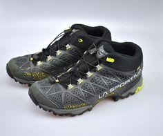 96ec5fe40e6 La Sportiva Men s Synthesis Mid GTX Ultralight Hiking Boot Grey Green Size  11.5. eBay. Ultralight HikingGore TexHiking ShoesGreen ...
