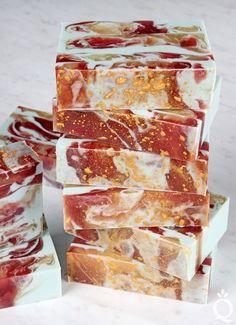 Sparkling Fig Soap Tutorial