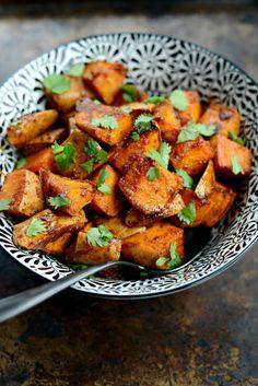 Smoky Sweet Roasted Sweet Potatoes l SimplyScratch.com (19)