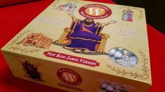 #Wisdomantics Interactive DVD Board Game #giveaway