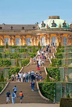 Sanssouci Palace, Berlin