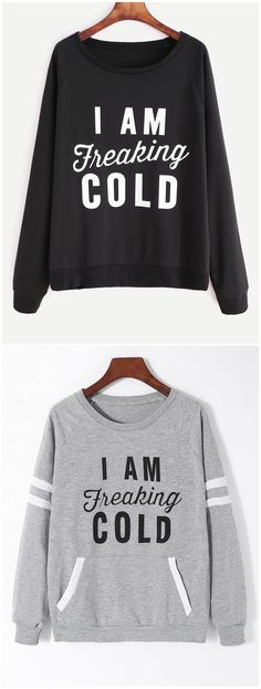 Up to 68% OFF! Raglan Sleeve Letter Front Logo Sweatshirt. #Zaful #hoodies Zaful,zaful sweater,zaful outfits,fashion,style,tops,outfits,blouses,sweatshirts,hoodies,cardigan,sweater,cute sweatshirt,floral hoodie,cropped hoodies,pearl sweatshirt,fall,winter,winter outfits,winter fashion,fall fashion,fall outfits,Christmas,ugly,ugly Christmas,Thanksgiving,gift,Christmas hoodies,Black Friday,Cyber Monday @zaful Extra 10% OFF Code:ZF2017