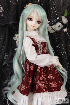 LUTS - Ball Jointed Dolls (BJD) company :: Delf, Bluefairy, Blythe, Doll items like wig, clothes, shoes and Doll faceup materials Anime Dolls, Blythe Dolls, Pretty Dolls, Cute Dolls, Beautiful Fairies, Beautiful Dolls, Barbie, Kawaii Doll, Realistic Dolls