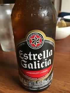 Estrella Galicia Premium Lager #España