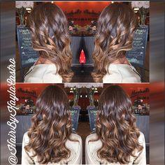 Balayage #hair #hairbykaylacastro #balayage #hairpainting #brunette #fallhair