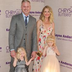 Eric Dane and Rebecca Gayheart Each Have Their Own Twin in Adorable Daughters