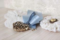 Cam Creations Silk Satin Ribbon