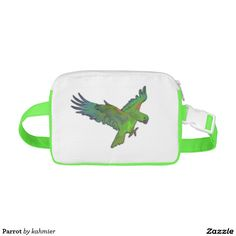 Parrot Waist Bag
