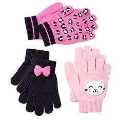 Girls Jumping Bean 2 Piece Hat /& Glove or Mitten Set MSRP $26 4 Styles Pick One