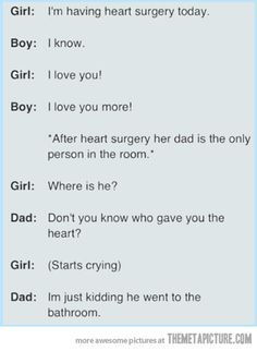 Ideas for funny humor hilarious jokes dads Funny Texts Jokes, Text Jokes, Stupid Funny Memes, Funny Relatable Memes, Funny Posts, Funny Comebacks, Funny Stuff, Funny Pranks, Funny Things