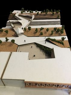Proyecto UI Urbano (Des) Bordando un Borde on Los Andes Portfolios - Welcome to our website, We hope you are satisfied with the content we offer. If there is a problem - Architecture Drawing Sketchbooks, Maquette Architecture, Landscape Architecture Drawing, Concept Architecture, Futuristic Architecture, Facade Architecture, Sustainable Architecture, Chinese Architecture, Architecture Models