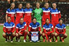 Team USA is heavily favored to win the 2015 women's World Cup soccer tournament