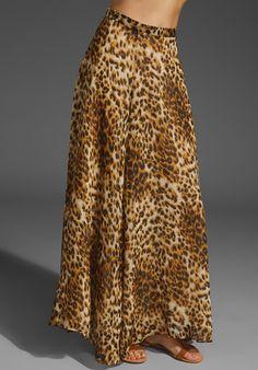 Naven maxi skirt