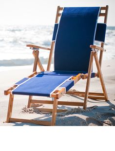 beach lounge chair wood - Beach Lounge Chairs