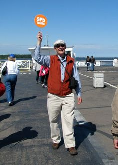 Tracy Cameron Baker returns from Europe with a SCOTTEVEST and a smile!