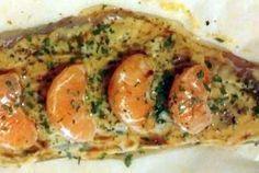Papillote de lieu noir à la clémentine | Cooking Chef de KENWOOD - Espace recettes