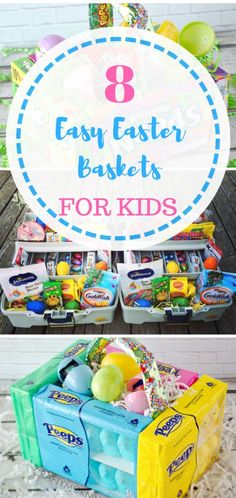 Easter, Easter Baskets, DIY Easter Baskets, Homemade Easter Baskets, Handmade Easter Baskets, Holiday, Holiday Home Decor