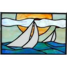 Boat Stained Glass Patterns - Bing images