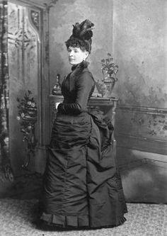 Miss Irene Hoare [portrait] :: Whitman County Heritage