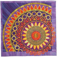 It's About Time by Robbi Joy Eklow in Quilters Newsletter October/November 2015