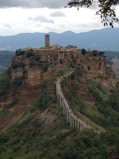 Civita Di Bagnoregio - VT Monument Valley, Nature, Travel, Italy, Naturaleza, Viajes, Destinations, Traveling, Trips
