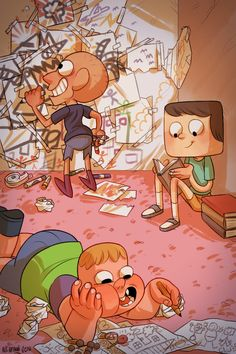 Clarence by mr-book-faced on @DeviantArt