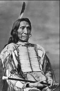Lakota   Lakota Chief Red Cloud