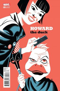 Howard the Duck - Michael Cho