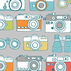 Camera fabric from Birch Fabrics